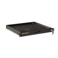 Kendall Howard 1U Rackmount 2-Post Keyboard Tray