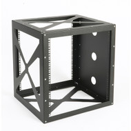 Kendall Howard 12U Side Load Wall Mount Rack