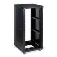 "Kendall Howard 27U LINIER Open Frame Server Rack - No Doors - 24"" Depth"