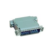 Black Box Null Modem Adapter DB25 M/M Pinning A 522306