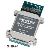 Black Box RS-232 to Current Loop Converters CL1090A-M