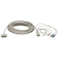 Black Box CPU/Server to ServSwitch Cable (CPU Cable) with Audio, PC, PS/2 Standa EHN151A-0010