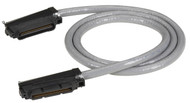 Black Box CAT5e 25-Pair Telco Connector Cable, AVAYA Style, 50-Pin Telco Male to ELN29T-0005-MF