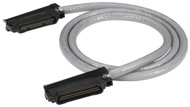 Black Box CAT5e 25-Pair Telco Connector Cable, AVAYA Style, 50-Pin Telco Male to ELN29T-0005-MM