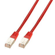 Black Box CAT5 Shielded Twisted-Pair Cable (STP), T568B, 4-Pair, RJ-45, Stranded EVNSL63T-0010