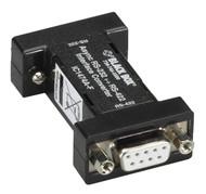 Black Box Async RS232 to RS422 interface converter DB9 to DB9 IC1474A-F