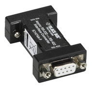 Black Box Async RS232 to RS-422 Interface Bidirectional Converter, DB9 Female to IC1474A-F