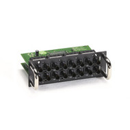 Black Box 8-Port 100-Mbps Fiber Module for Modular Managed L2 Switch, Multimode, LB622C