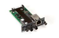 Black Box Media Converter Fast Ethernet Multimode 1310nm 2km ST LH741-TPSTM