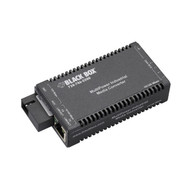 Black Box Industrial MultiPower Media Converter, 10-/100-Mbps Copper to 100-Mbps LIC052A-R2