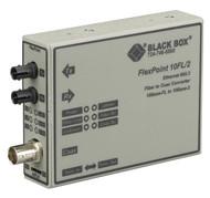 Black Box Media Converter ThinNet Ethernet Single Mode 1310nm 30km ST LMC211A-SM