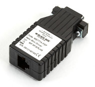 Black Box Async RS232 Extender over CATx DB9 M to RJ45 ME777A-FSP