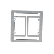 Black Box Double-Gang Dry-Wall Mounting Plate, Low-Voltage WP275