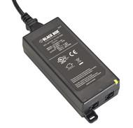 Black Box PoE Injector 1 Port Gigabit Ethernet 802.3af LPJ000A-F-R2