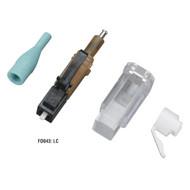 Black Box Unicam Pre-Polished Fiber Connector SC OM2 Multimode FO042