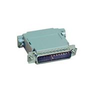 Black Box Null-Modem Adapter, DB25 Male/Female, Pinning B 522301