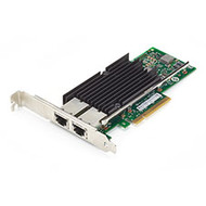 Black Box 10-GbE PCI-E Network Adapter (NIC) - (2) RJ-45 Ports LH3000-R2