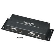 Black Box Compact CAT5 Audio/Video Splitter, 8-Channel AC154A-8