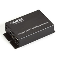 Black Box Compact CAT5 Audio/Video Receiver AC155A-R3