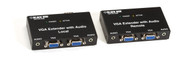 Black Box VGA Extender Kit with Audio, 2-Port Local, 2-Port Remote AC556A-R2
