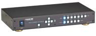 Black Box Presentation Switcher - HDMI, DVI, VGA, DisplayPort, 7 x 1 AVSC-7DA-HDMI
