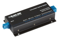 Black Box 2-Port Daisychainable Optical Splitter for AVX-DVI-FO-MINI Extender Ki AVX-DVI-FO-SPCS
