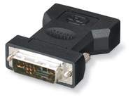 Black Box Digital Visual Interface (DVI) Adapters, DVI-I Male-VGA HD15 Female FA461