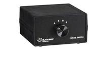 Black Box DesktopHD15 SVGA 4 to 1 Manual Switch FFFFF SWL785A-FFFFF