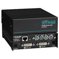 Black Box ServSwitch DVI/VGA CATx Extender ACS253A-CT