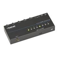 Black Box 4K HDMI Matrix Switch - 4 x 2 VSW-HDMI4X2-4K