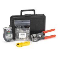 Black Box CAT5 Termination Kit, Solid Wire FT470A-R4