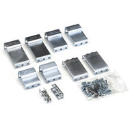 Black Box 1U Mounting Conversion Bracket Kit MCB4-1U