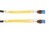 Black Box LockPORT Key Locking Single-Mode, 9-Micron, Duplex Fiber Optic Pat FOR-KL-SM-001M-LCLC