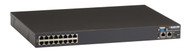 Black Box Advanced Cellular Console Server with (16) RJ-45 Serial Ports, Dua LES1316A