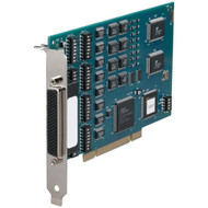 Black Box PCI bus serial board eight port RS232/422/485 eight DB25 IC978C