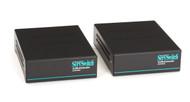 Black Box KVM Extender, DVI-I, VGA, PS/2, Dual Access, Single-Mode Fiber ACS253A-SM