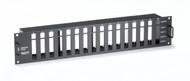 Black Box RS-232 Modem Splitter Rackmount Chassis - 2U TL400A