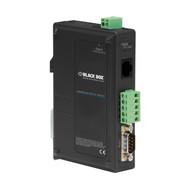 Black Box 1-Port Hardened Serial Server LES421A
