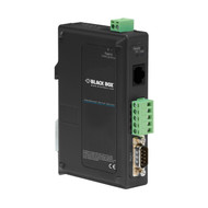 Black Box 1-Port Industrial Serial Device Server LES421A