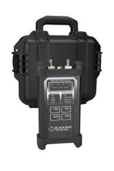 Black Box Fiber Optic Single Mode 1310/1550 nm Laser Source TS525A