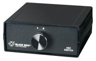 Black Box 10-Mbps ABC Manual Switch SWL065A