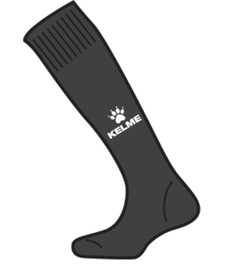 Garra Sock Black/White
