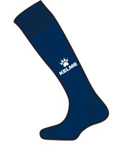 Garra Sock Navy/White