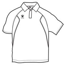 Aires Polo White/Black