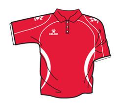 Saba Polo Red