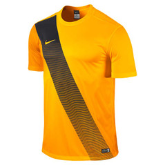 SASH JERSEY S/S UNIVERSITY GOLD/BLACK [FROM: $32.20]