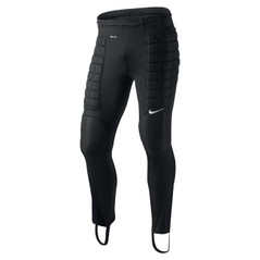 PADDED GOALIE PANT BLACK