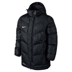 TEAM WINTER JACKET BLACK