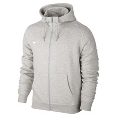 TS CLUB FZ HOODIE GREY HEATHER