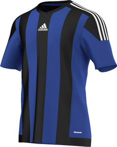 STRIPED 15 JERSEY BOLD BLUE/BLACK [FROM: $28.00]